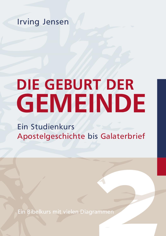 Die Geburt der Gemeinde by Betanien Verlag - issuu