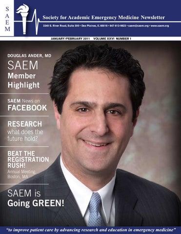 Januaryfebruary 2011 By Society For Academic Emergency Medicine Issuu