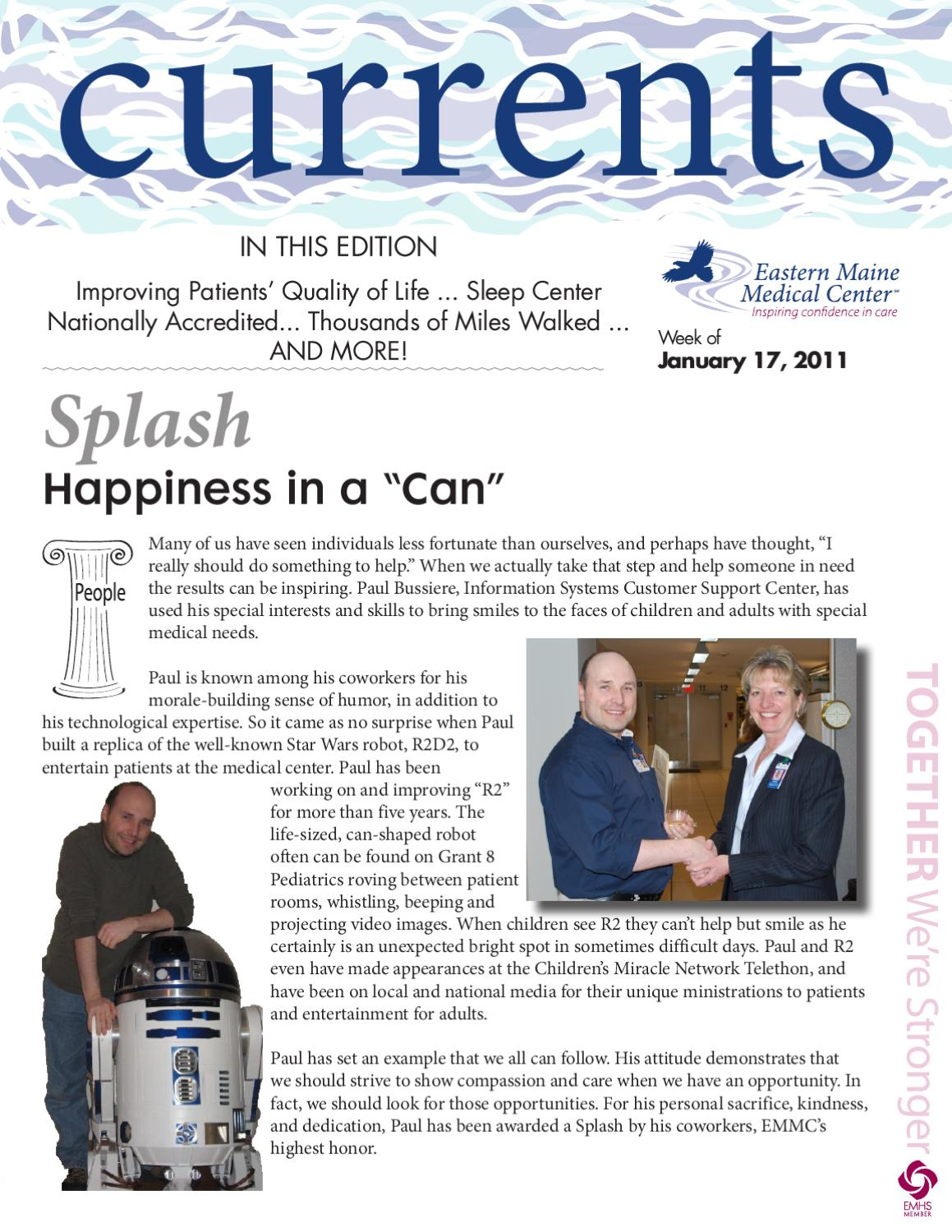 EMMC Currents Newsletter by Paul Bussiere - issuu