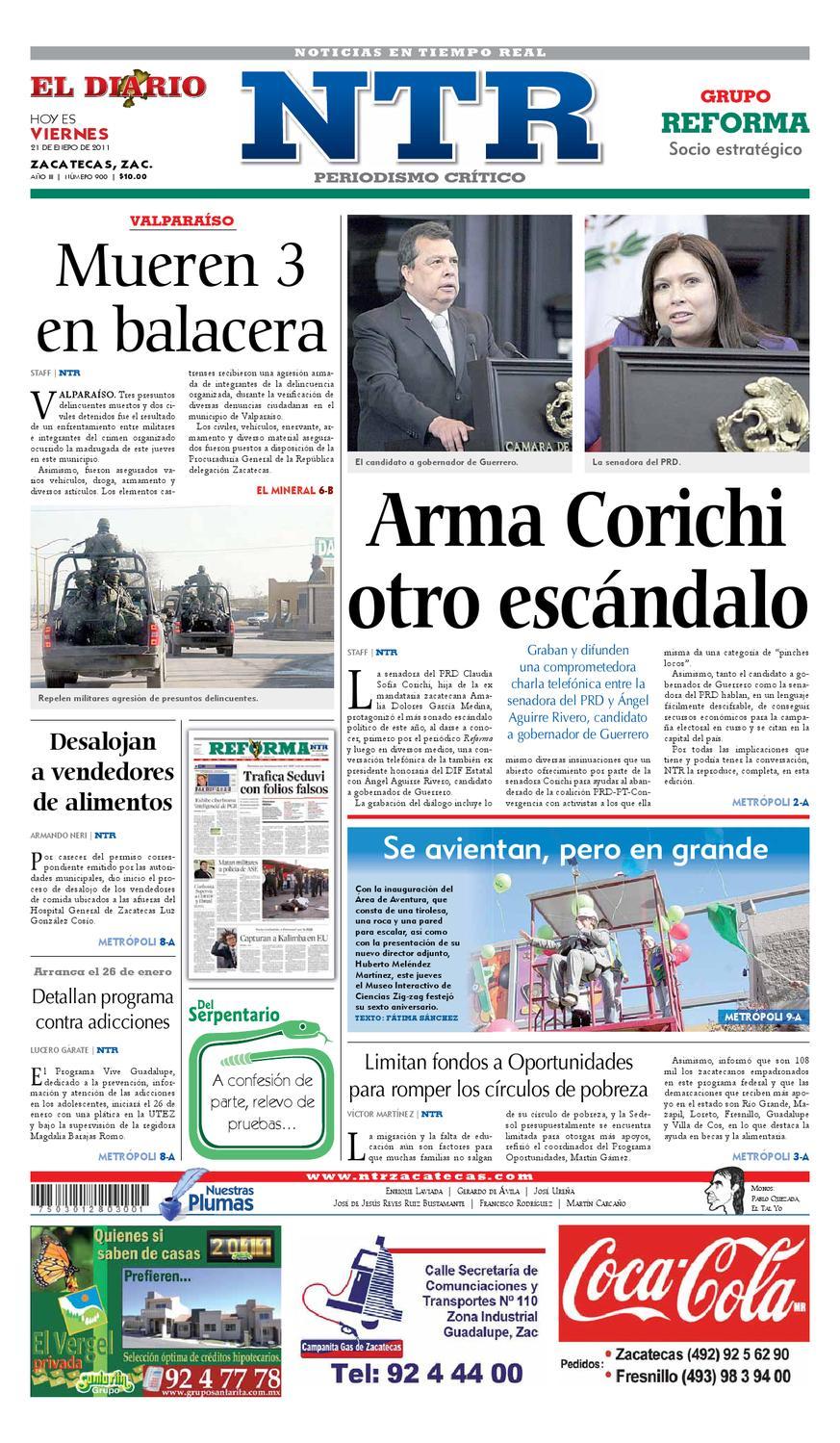 8ee954d0e9352 El Diario NTR by NTR Medios de Comunicación - issuu