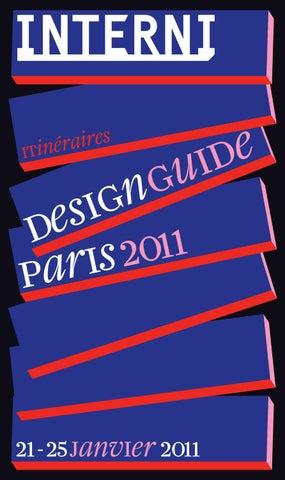 Design Guide Paris 2011 by Interni Magazine - issuu 820a8dc1bfae