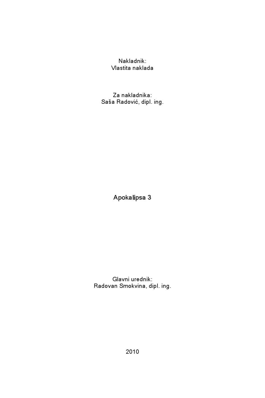 prvih 10 stranica za upoznavanje