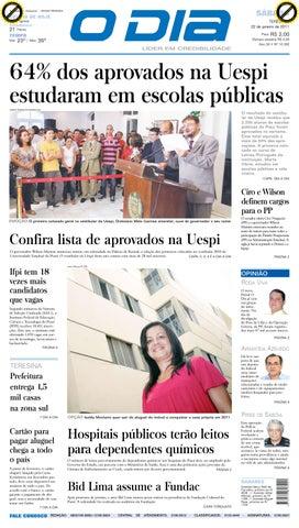 11c2c7199 Jornal O DIA by Jornal O Dia - issuu