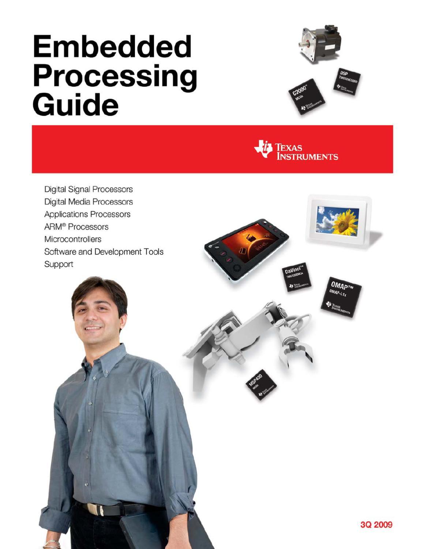 ti arm processor selection guide