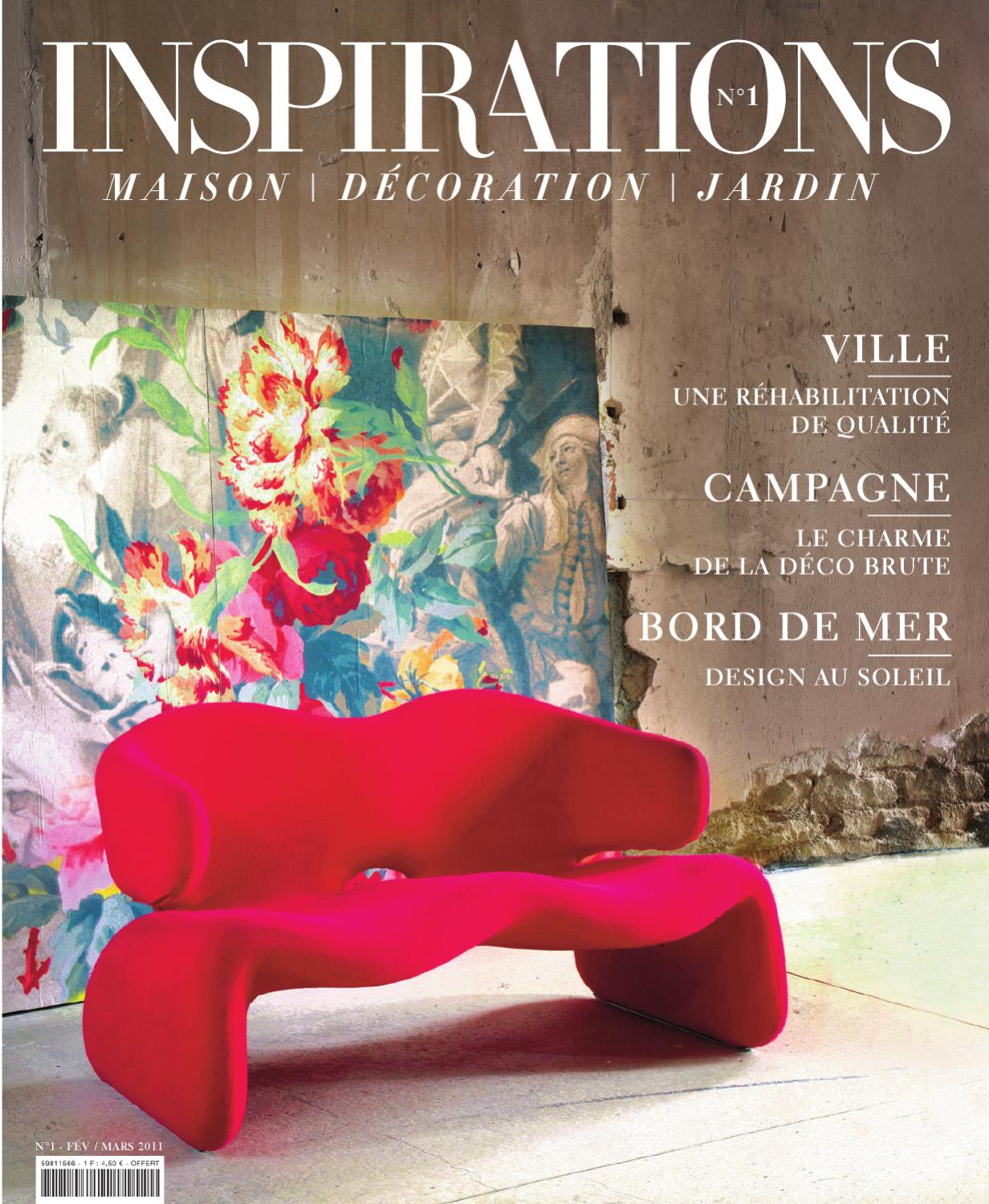 Inspirations n°1 by ON Magazine issuu