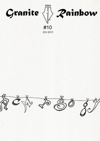 G&R #10 by Ainize Salaberri - issuu