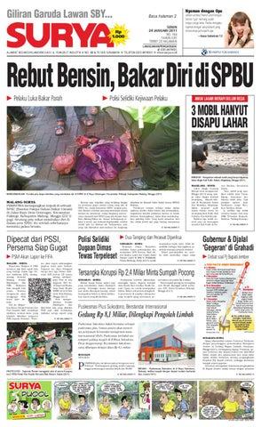 Surya Edisi Cetak 24 Januari 2011 by Harian SURYA - issuu 4168b4c4f4