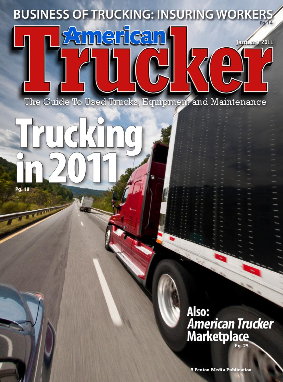 American Trucker Central January Edition By Issuu Kenworth T370 Fuse Box