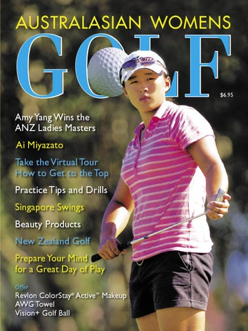 360c0258a3d42 Womens Golf Magazine March 2006 Issue 02 by Ladies in SPORT ...