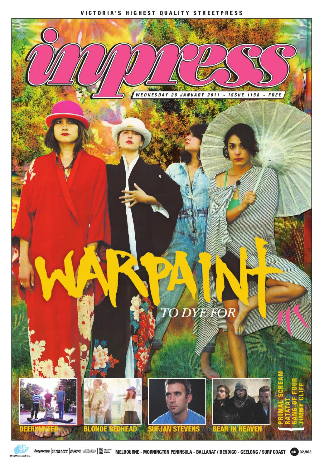 Inpress Issue #1158
