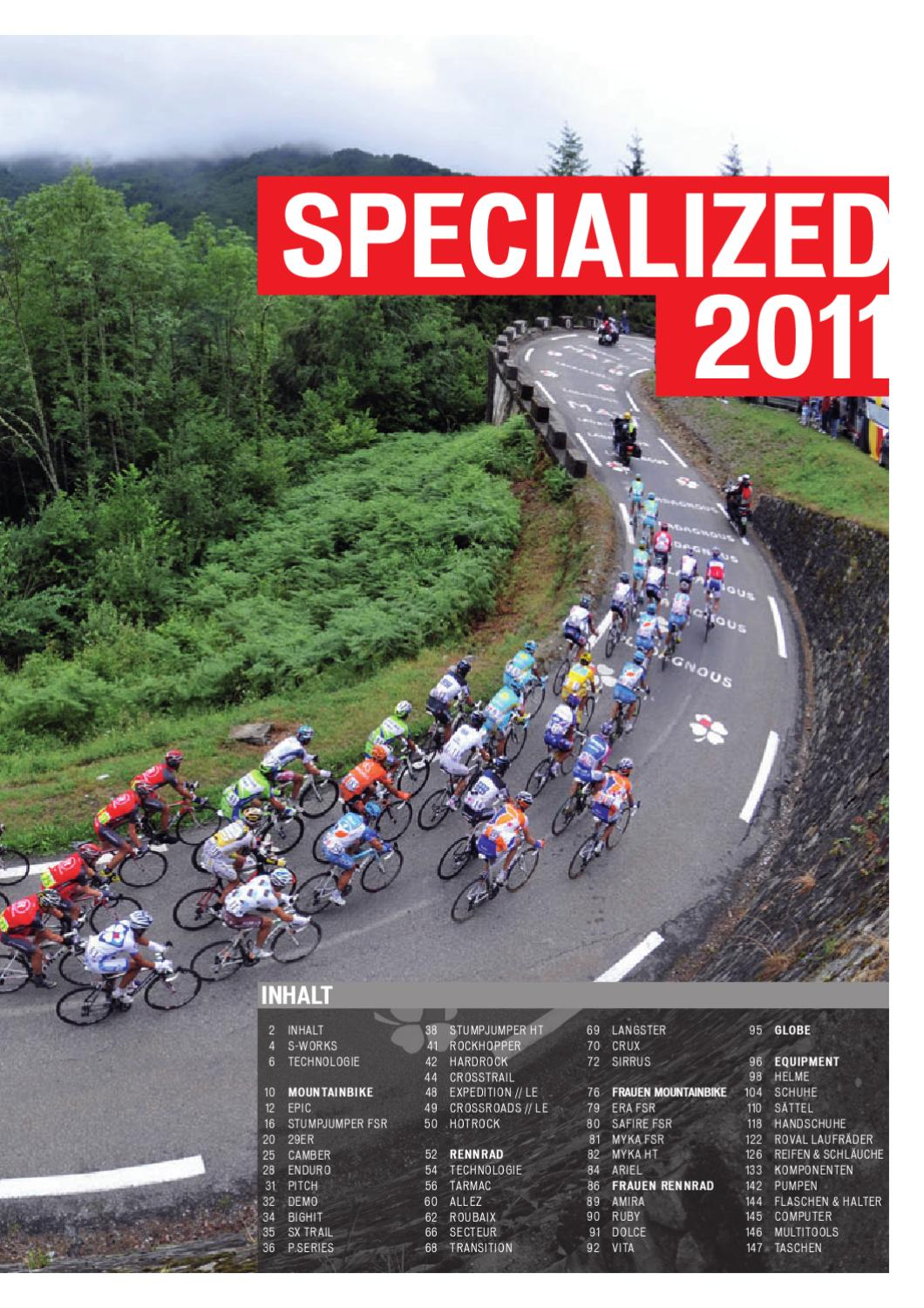 SPECIALIZED Maincatalogue 20 GER by Denise Bannert   issuu