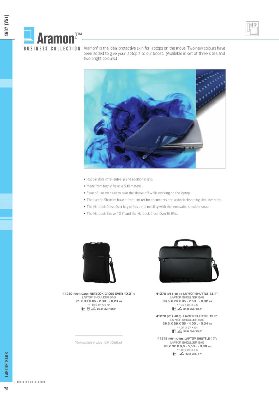 Samsonite Catalogue 2010-2-Eng by Geert Van de Velde - issuu 79c2c302d7