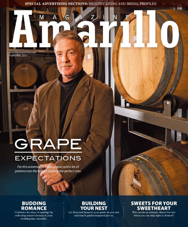 Amarillo Magazine   February 2011 by Amarillo Magazine - issuu