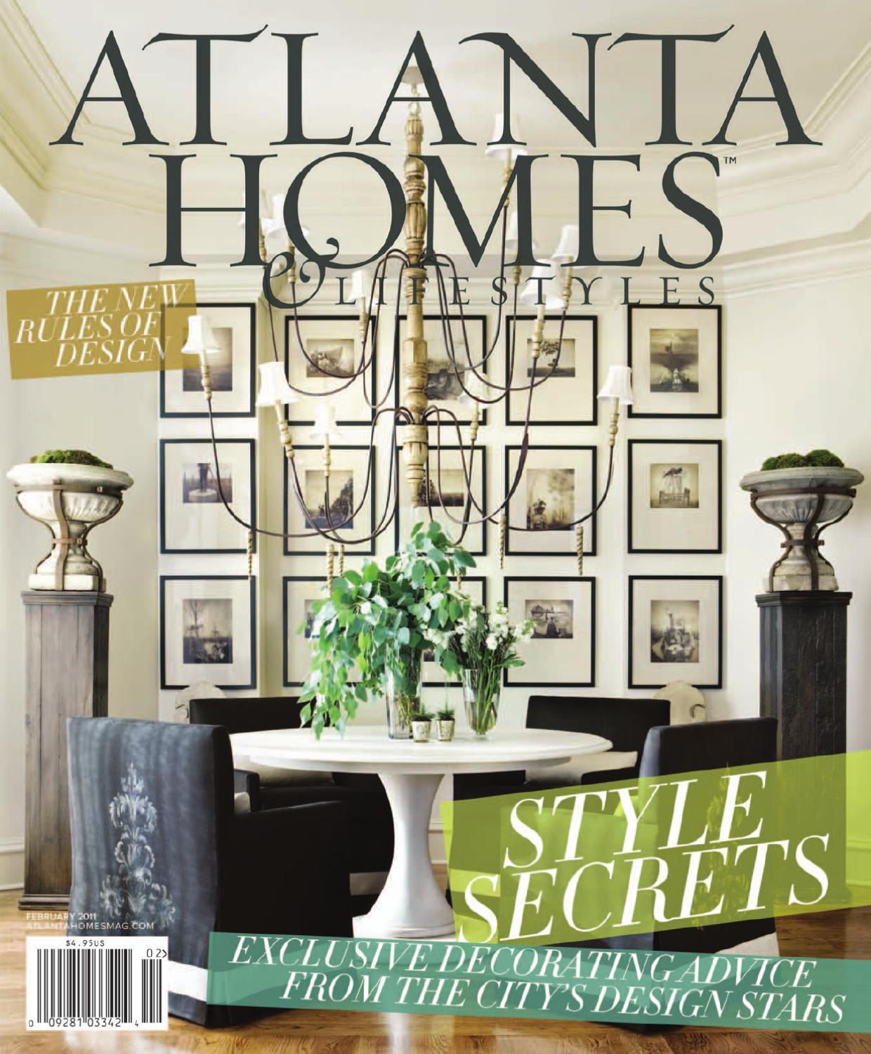 Atlanta Homes Lifestyles By Network Communications Inc