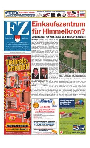 Fränkische Zeitung vom 26 01 2011 by Nordbayerischer Kurier GmbH