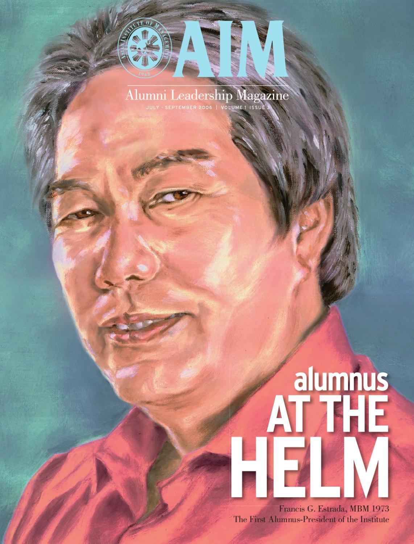 Aim2006q3 By Aim Alumni Publication Issuu