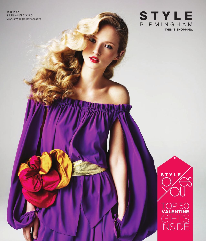 Style Birmingham Issue 20 By Andrew Riley Issuu Jolie Clothing Patsy Mini Dress