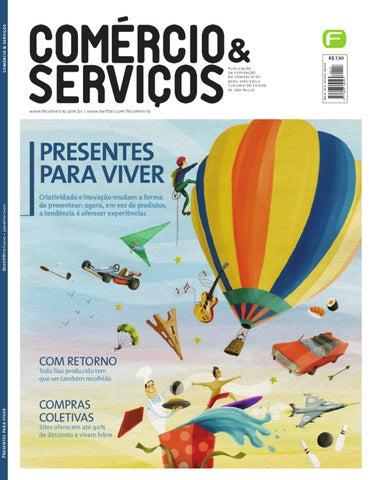 931663d04a5 Comercio   Servicos by Fecomercio São Paulo - issuu
