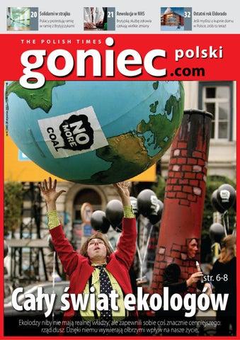 e83276a73221c Goniec Polski 360 Cały świat ekologów by Goniec Polski - issuu