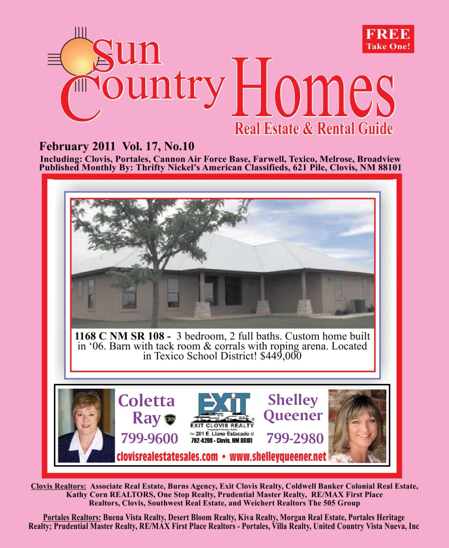 Sun Country Homes Clovis by Thrifty5 com - issuu