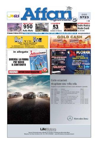 Giornale Affari 28 Gennaio 2011 by Editoriale Affari Srl - issuu ac44ab66523