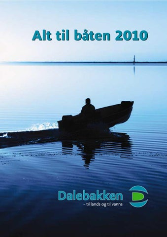 5ca3525f Alt til baaten - Dalebakken 2010 by Promo Norge AS - issuu