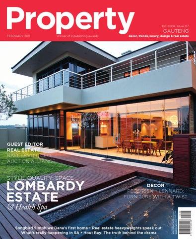 The Property Magazine Gauteng Edition February 2011