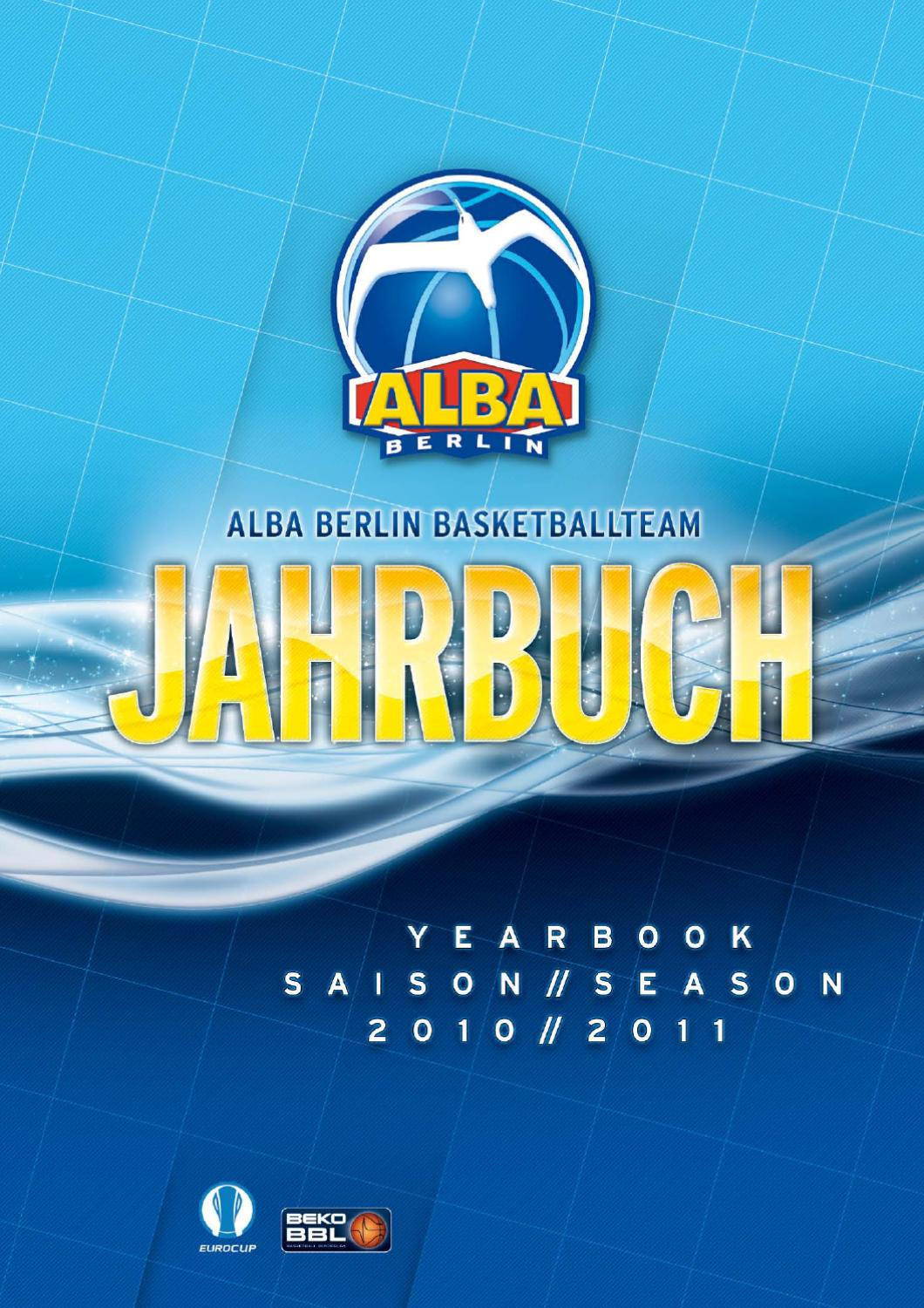 alba berlin jahrbuch 2010 2011 by justus strauven issuu. Black Bedroom Furniture Sets. Home Design Ideas