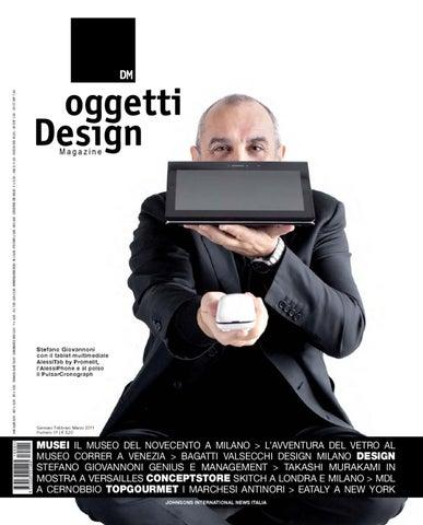 DM oggetti Design Magazine by Board.tv - Johnson Web srl - issuu a6a5cb9bc4e6