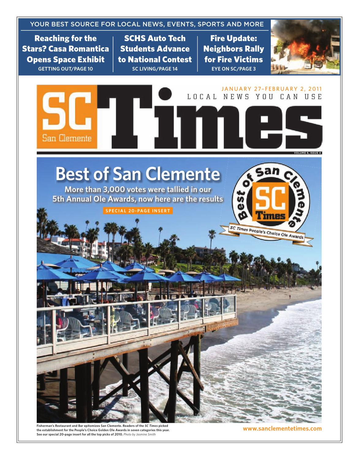 San Clemente Times by San Clemente Times - issuu