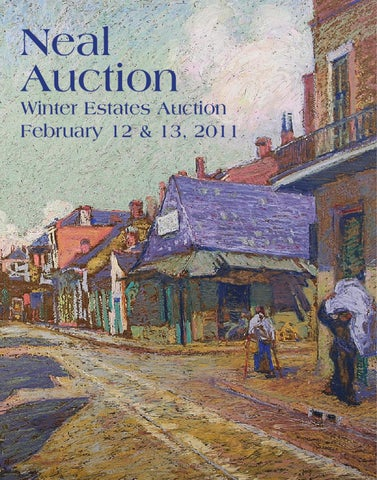 Winter Estates Auction By Neal Auction Issuu