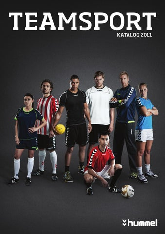 f0a57d64d4a558 Hummel Teamsport 2011 by Sportstores.cz - issuu