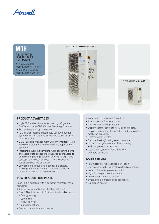 Airwell 2011 Catalogue by Emil Bonello Ghio - issuu