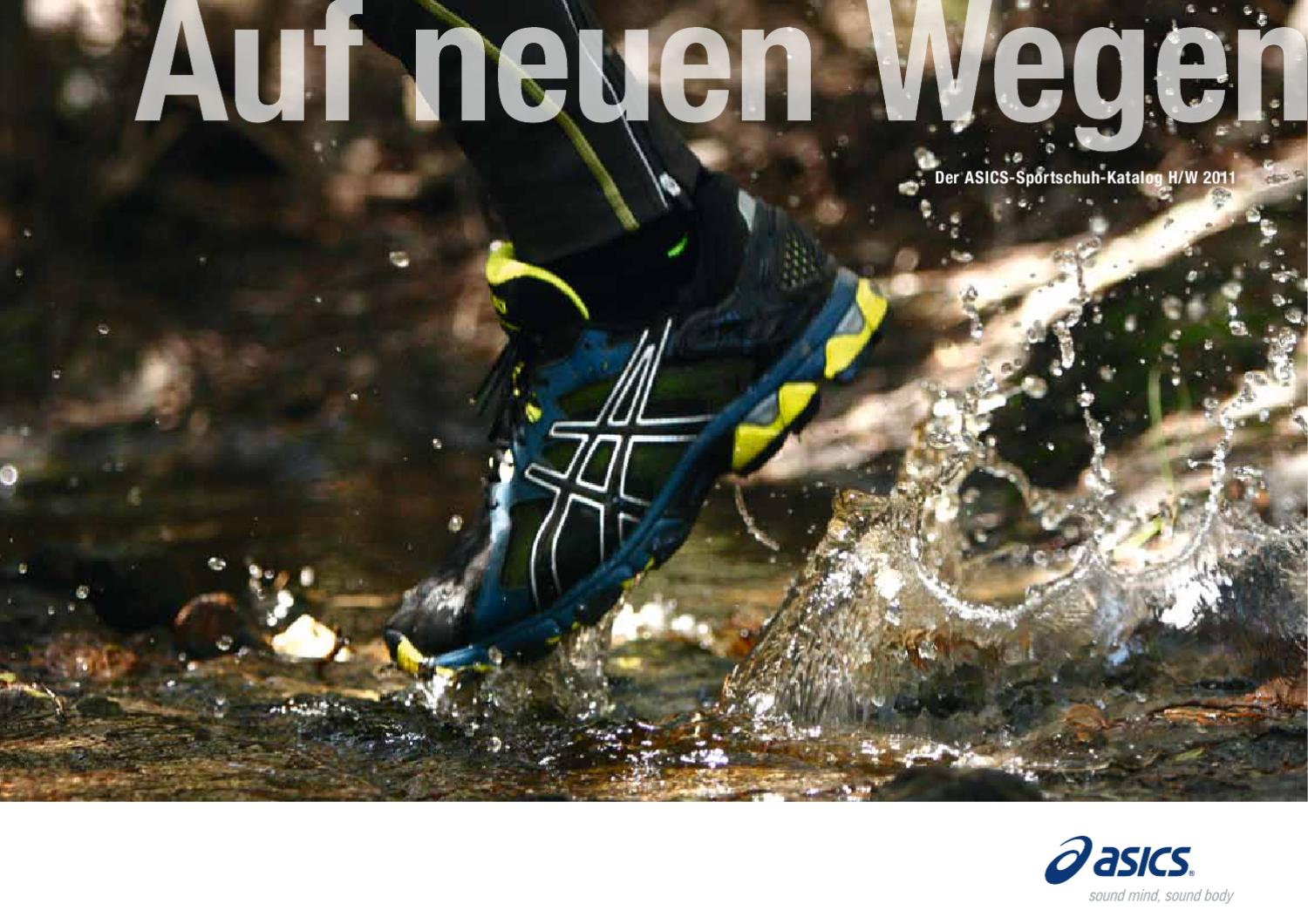 ASICS Workbook Schuhe HW11 by montana sport ag issuu