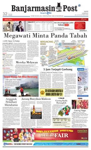 Banjarmasin Post Edisi Sabtu 2beffa4d95