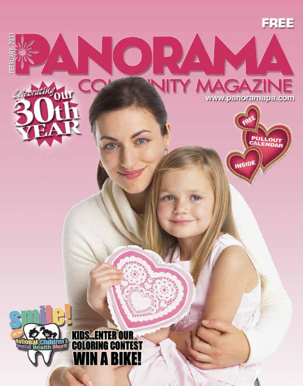2011 February Panorama by Panorama Community Magazine - issuu