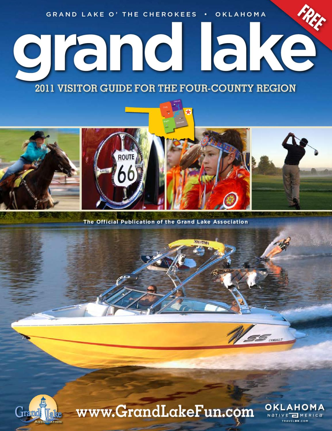 Grand Lake 2011 Visitor Guide By Grand Lake Association