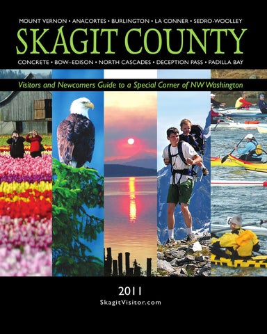 bbce519790cdd0 2011 Skagit County Visitors   Newcomers Guide by Skagit Publishing ...
