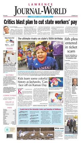 Lawrence Journal-World 01-29-11 by Lawrence Journal-World - issuu