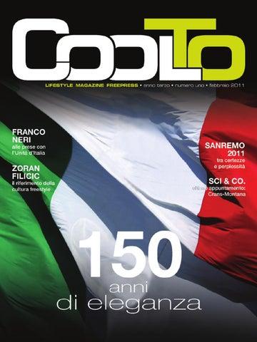 COOLTO MAGAZINE febbraio 2011 by PUNTO ZERO EDIZIONI - issuu 54d3ed30de2b