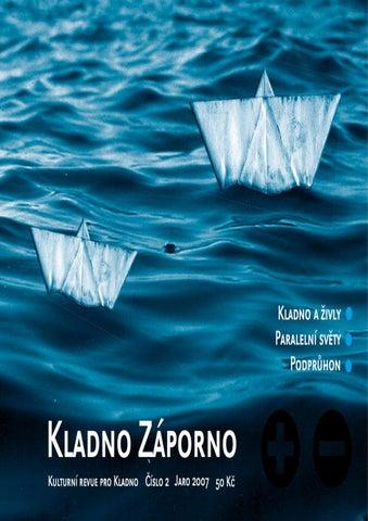 Kladno Záporno č. 2 by Kladno Záporno - issuu 89416b7ada