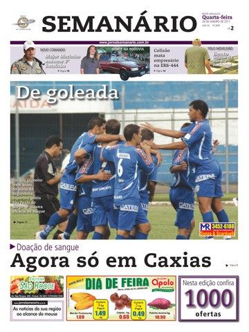 d0fed28431 26 01 2011 - JORNAL SEMANÁRIO by jornal semanario - issuu