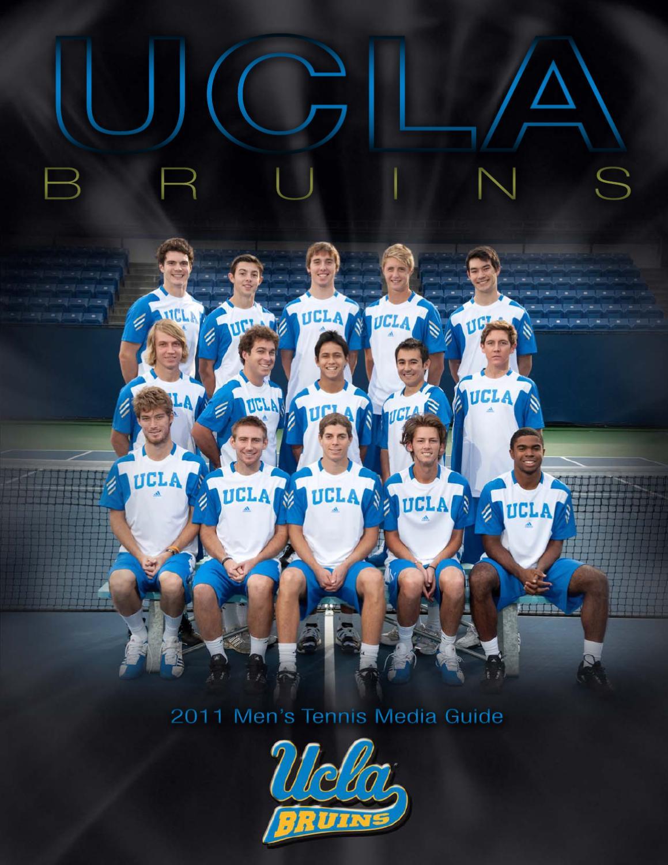 2011 UCLA Men's Tennis Media Guide by UCLA Athletics - issuu