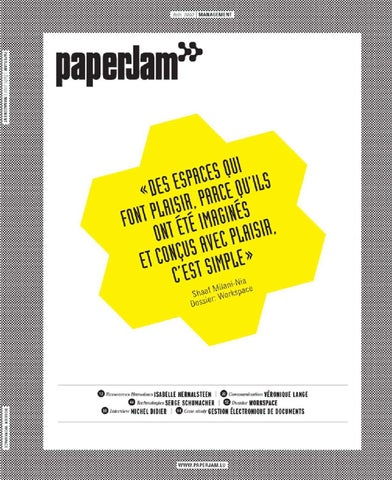 Paperjam management juin 2010