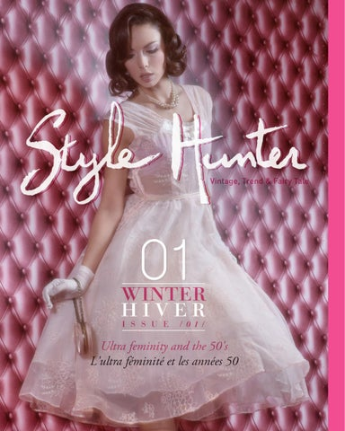 8e00846fc60 Style Hunter Mag - Issue 01 by Style Hunter Magazine - issuu