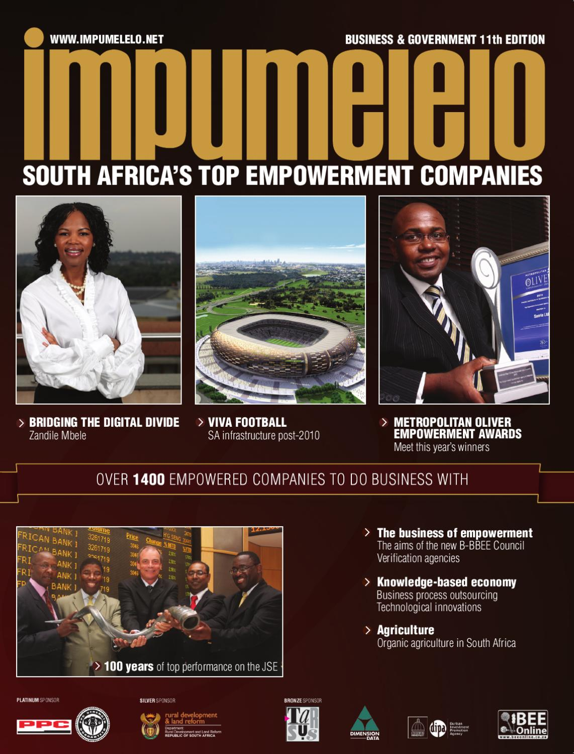 impumelelo 11th edition by topco media issuu