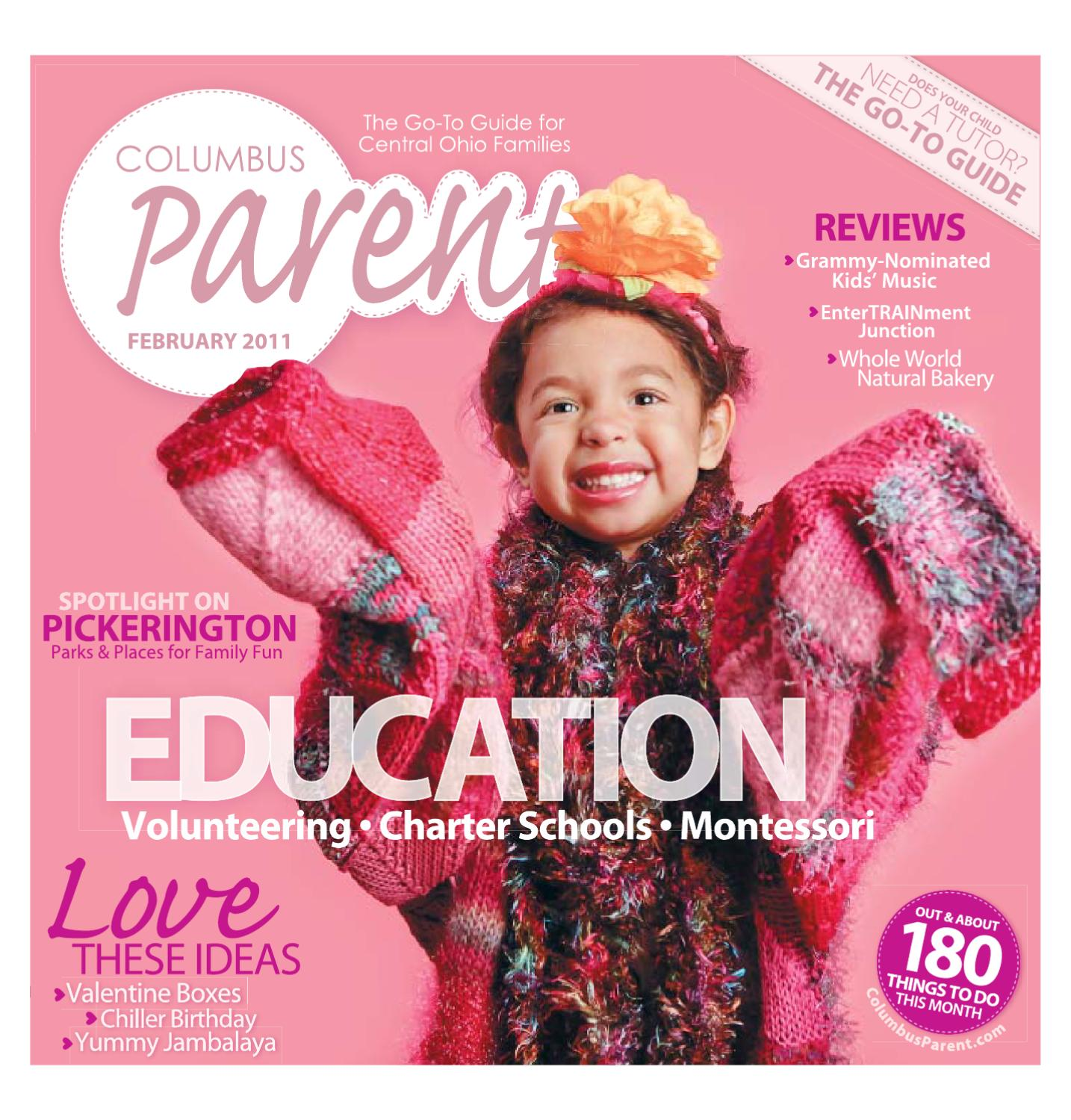 Columbus Parent February 2011 by The Columbus Dispatch - issuu