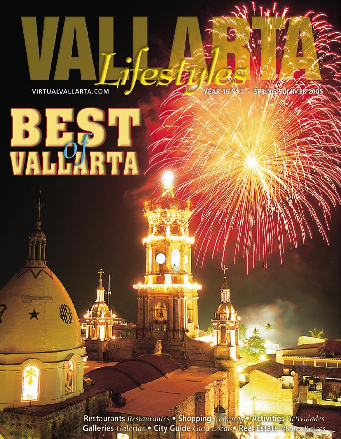 another chance d0f2d a5b69 Vallarta Lifestyles Spring Summer 2005 by Vallarta Lifestyles Media Group -  issuu