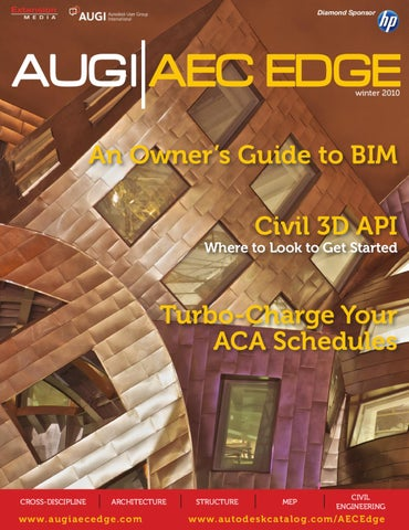 AUGI | AEC EDGE by Autodesk User Group International, Inc