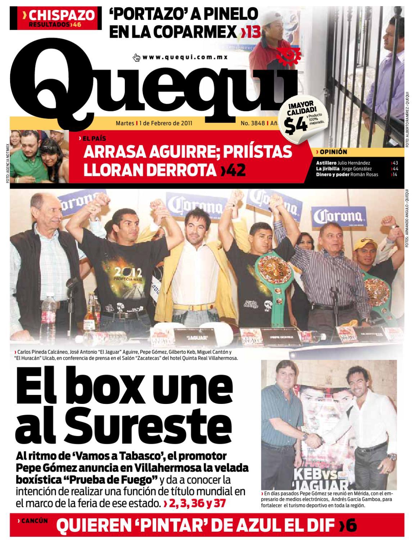 Periódico Quequi Quintana Roo By Quequi Issuu